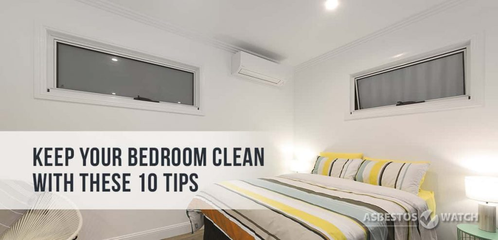 10 Tips to Have a Cleaner Bedroom
